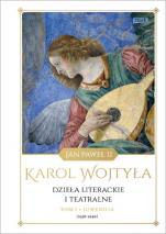 Dzieła literackie i teatralne Tom 1 - Juwenilia (1938-1946), Karol Wojtyła