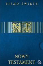 Pismo Święte Nowy Testament MP3/CD - ,