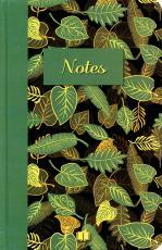 Notes Zielone Liście - ,