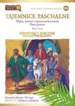 Tajemnice Paschalne - Męka, śmierć i zmartwychwstanie Pana Jezusa,