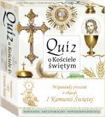 Komputerowy Quiz o Kościele Świętym - Msza Święta, sakramenty, mały katechizm,