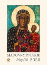 Madonny polskie - Królowo Polski, módl się za nami. 2020,