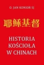 Historia Kościoła W Chinach - Wyzwania, obawy i nadzieje, Jan Konior SJ