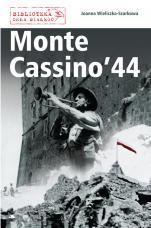 Monte Cassino' 44 - , Joanna Wieliczka-Szarkowa