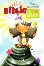 Wielka Biblia, mały ja Stary Testament - Gra memory,
