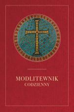 Modlitewnik codzienny / bordowy - , opr. ks. Jerzy Stranz