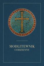 Modlitewnik codzienny / granatowy - , opr. ks. Jerzy Stranz