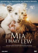 Mia i biały lew DVD - ,