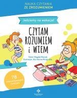 Jedziemy na wakacje! cz. 3 - Czytam, rozumiem i wiem, Magda Maciak, Ala Hanna Murgrabia