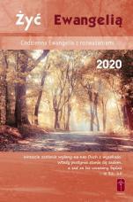 Żyć Ewangelią 2020 oprawa twarda - Codzienna Ewangelia z rozważaniami,