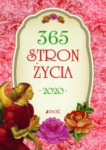 365 stron życia Kalendarz 2020 - 2020, oprac. Justyna Wrona, Hubert Wołącewicz