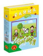 Farma Puzzle magnetyczne  - Puzzle magnetyczne ,