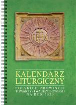 Kalendarz liturgiczny - Polskich Prowincji Towarzystwa Jezusowego narok 2020 , Józef Żukowicz SJ