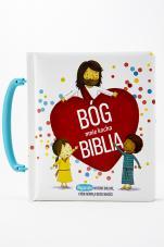 Bóg mnie kocha Biblia  - Biblia , Cecilie Fodor, Gavin Scott