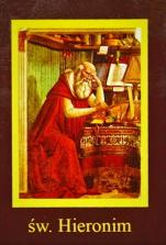 Ikona Twojego Patrona - św. Hieronim - ,