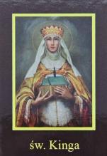Ikona Twojego Patrona - św. Kinga - ,