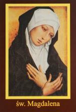 Ikona Twojego Patrona - św. Magdalena z Canossy - ,