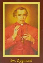 Ikona Twojego Patrona - św. Zygmunt - ,