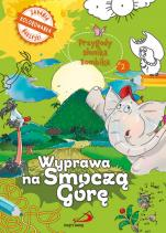 Wyprawa na Smoczą Górę - Przygody słonika Bombika cz. 2, Anna Wojciechowska, ks. Bogusław Zeman SSP