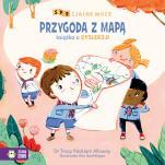 Przygoda z mapą  - Książka o dysleksji, dr Tracy Packiam Alloway, Ana Sanfelippo