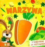 Warzywa - Z szablonami do odrysowania, Ilona Brydak