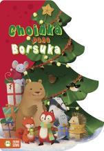 Choinka pana Borsuka - Zimowe opowieści, Urszula Pitura