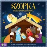 Szopka bożonarodzeniowa wypychanki - Kolęda, ciekawostki, wypychanki, Agnieszka Skórzewska-Skowron
