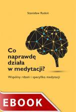 Co naprawdę działa w medytacji? - Wspólny rdzeń i specyfika medytacji, Stanisław Radoń