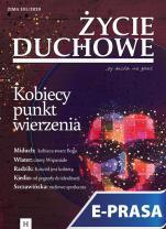 Życie Duchowe nr 101/2020 (Zima) - Kobiecy punkt wierzenia, Jacek Siepsiak SJ (red. nacz.)