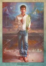 Święty José Sánchez del Río - Modlitewnik, oprac. Lech Dorobczyński OFM