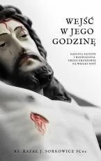 Wejść w Jego godzinę - Kazania pasyjne i rozważania drogi krzyżowej dla dorosłych, ks. Rafał J. Sorkowicz SChr