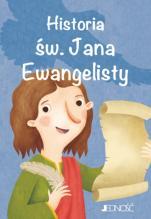 Historia św. Jana Ewangelisty - , Francesca Fabris