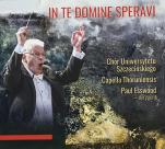 In te Domine speravi CD - , Chór Uniwersytetu Szczecińskiego, Capella Thoruniensis