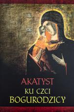 Akatyst ku czci Bogurodzicy nuty - , Roman Melodos