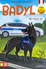 Badyl, pies policyjny - , Barbara Gawryluk