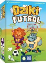 Dziki futbol Gra karciana - Gra karciana, Krzysztof Pietrzak, Maryna Rudzko