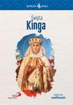Święta Kinga Skuteczni święci - , Magdalena Sitek