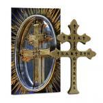 Krzyż karawaka (krzyż morowy, krzyż św. Zachariasza) - ,