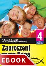Zaproszeni przez Boga - Podręcznik do IV klasy szkoły podstawowej, red. Zbigniew Marek SJ