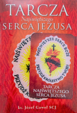 Tarcza Najświętszego Serca Jezusa - , ks. Józef Gaweł SCJ