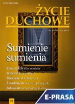 Życie Duchowe nr 103/2020 (Lato) - Sumienie sumienia, Jacek Siepsiak SJ (red. nacz.)