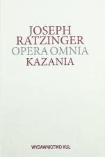 Kazania Opera omnia Tom XIV/2 - Opera omnia Tom XIV/2, Joseph Ratzinger