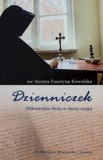 Dzienniczek / Misericordia duży oprawa twarda - Miłosierdzie Boże w duszy mojej, s. Faustyna Kowalska