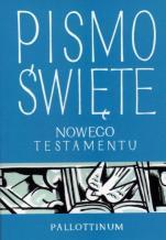Pismo Święte Nowego Testamentu / oprawa plastikowa - ,