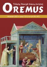 Oremus Wrzesień 2020 - Teksty liturgii Mszy Świętej,