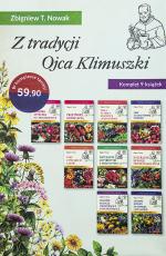 Z tradycji Ojca Klimuszki - Komplet 9 książek, Zbigniew T. Nowak