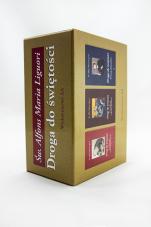 Droga do świętości Komplet 3 książek w etui - Komplet 3 książek w etui, św. Alfons Maria Liguori