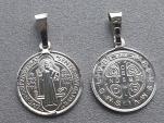 Medalik św. Benedykt MM73 średni - MM73,