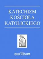 Katechizm Kościoła Katolickiego A5 miękka - ,