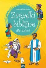 Zagadki biblijne dla dzieci - , Justyna Czernicka